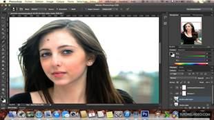 Corriger une photographie surexposée avec Photoshop CS6