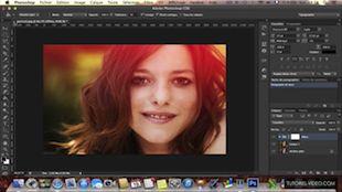Automatiser un effet Lomographie avec des fuites de lumière sur Photoshop CS6