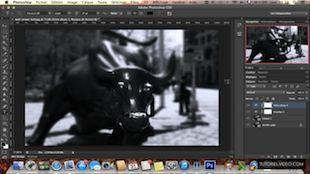 Obtenir une photo professionnelle en jouant sur la profondeur de champ avec Photoshop CS6
