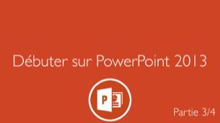 Insérer des éléments dans votre présentation PowerPoint