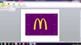 Supprimer l'arrière-plan d'une image sur Microsoft Word 2010