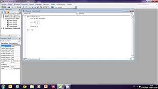 Les variables VBA sur Microsoft Excel 2010