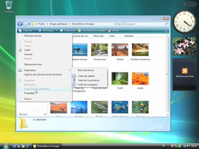 Le Nouvel Explorateur Windows
