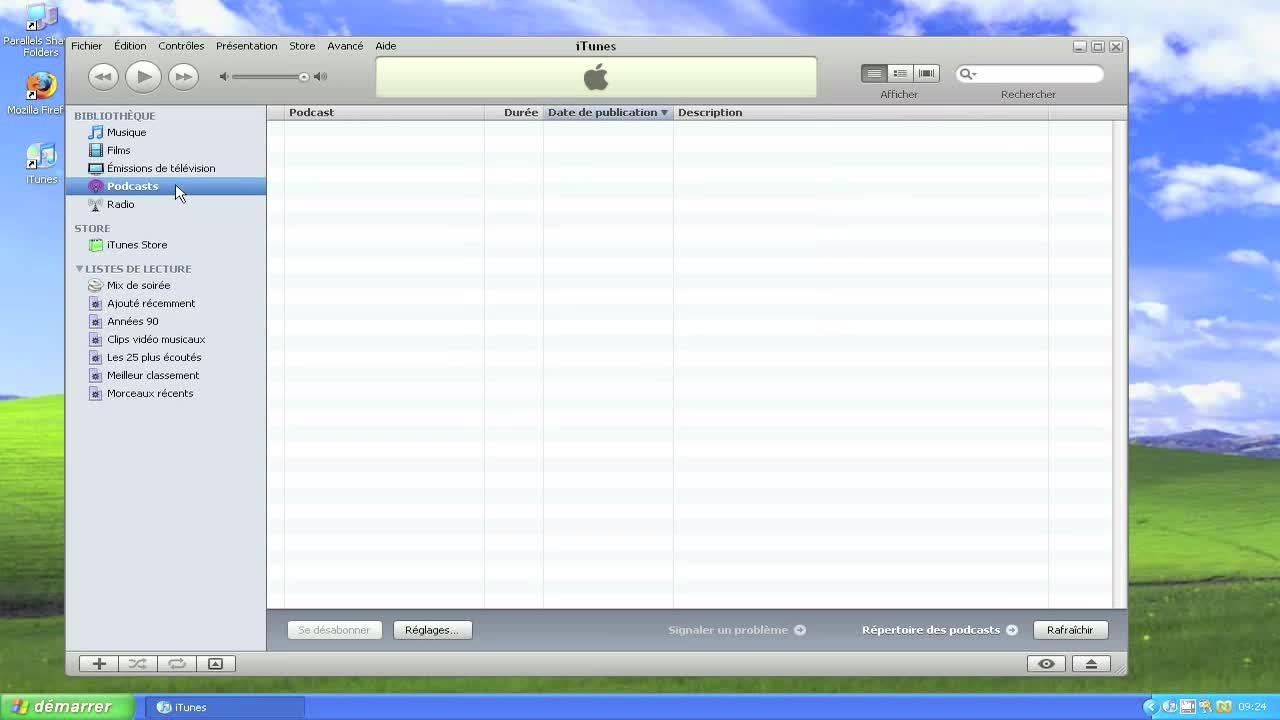 Explorer votre bibliothèque numérique iTunes